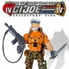 G.I.Joe Figure Sub 4.0 - G.I.Joe Tiger Force Outback Figure Revealed