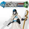 G.I. Joe Figure Subscription Service 7.0. Cobra Commander Arctic Gear Revealed