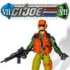 G.I. Joe Figure Subscription Service 7.0. Treadmark Revealed
