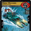 'Hiss Tank' & 'Water Mocassin' Move Into Position For G.I. Joe TCG