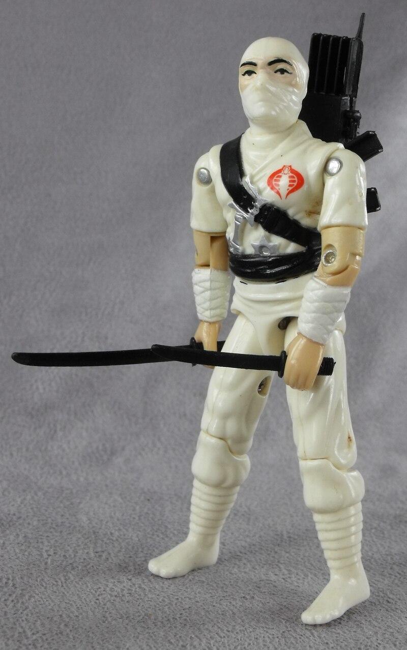 GI Joe Weapon Cobra Storm Shadow ROC SAI Modern Original Figure Accessory