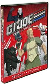 G.I. Joe: Renegades Season 1, Volume 1 DVD