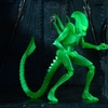 TRU Exclusive Glow In The Dark AvP Thermal Vision Alien Warrior