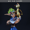Jak and Daxter: The Precursor Legacy Collectible Statue
