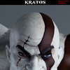 God of War Kratos 1/4 Statue