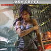 1/4 Scale Lara Croft Survivor Statue