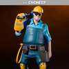 Team Fortress 2: The Engineer Statues