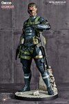 Metal Gear Solid V Ground Zeroes 1/6 Snake Statue
