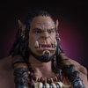 2016 SDCC Exclusive Warcraft Durotan Classic Mini Bust