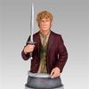 The Hobbit Bilbo Baggins Mini Bust