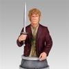 The Hobbit Bilbo Baggins Mini Bust