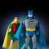 DC Super Powers Batman & Robin Jumbo Figures
