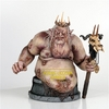The Hobbit: Goblin King Mini Bust with BONUS Goblin Scribe Mini Bust