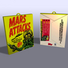 Mars Attacks Topps Ornament