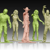The Walking Dead Army Men Series 2: Woodbury Arena Survivor Set