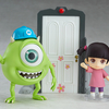 Monsters, Inc. Nendoroid Mike & Boo From Good Smile Company