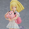 Pokemon figma No.392 Lively Lillie Figure