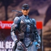 Metal Gear Solid Snake Figma Figure Images