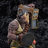 Teenage Mutant Ninja Turtles Rocksteady Statue From Good Smile Company