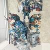 Teenage Mutant Ninja Turtles PVC Statues From Winter Festival 2015