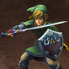 Legend Of Zelda: Skyward Sword 1/7 Scale Link Figure From The Good Smile Company