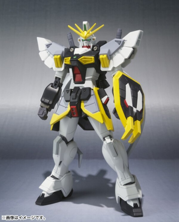 Lucifer Season 4 Remiel: Robot Damashii SIDE MS Gundam Sandrock