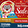 HobbyLink Japan's Happy Holidays Sale 2017