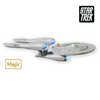 2010 Hallmark Keepsake Ornaments - Star Trek, Tron, Indiana Jones & DC
