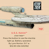 2013 Star Trek Keepsake Ornaments Revealed