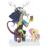 2016 SDCC Exclusive My Little Pony: Friendship is Magic Discord and Fluttershy Set