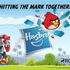Hasbro and Rovio Enter into Expanded Angry Birds Licensing Agreement