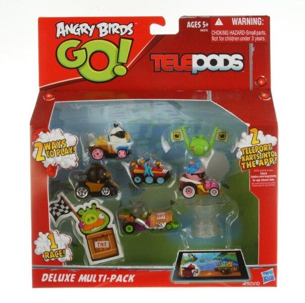 Hasbro Announces Angry Birds Go! Toys - - Action Figures ...  Hasbro Announce...