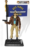 New G.I.Joe Collector Club Subscription Service Round 2 Admiral Keel Haul and Big Bear Images