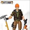 New G.I.Joe Collector Club Subscription Service Round 2 Tiger Force Shipwreck and Tollbooth Images