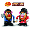 Star Trek Potato Head Spock & Uhura Set