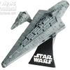 New Star Wars Die-Cast Titanium Ship Images