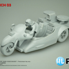 Metaltech 03 : Duke Fleed's Buggy Preview