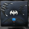 Batman & Batman Returns Batarang Prop Replica Set
