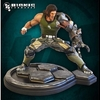 Bionic Commando 1/4 Scale Nathan
