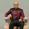 Star Trek Captain Picard in Chair 1/6 Scale Statue