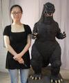 Life-Size Godzilla