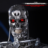 Hot Toys - QS002 - The Terminator: 1/4th scale Endoskeleton Collectible Figure