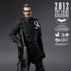 The Dark Knight: 1/6th scale Lt. Jim Gordon Collectible Figurine (S.W.A.T. Suit Version) (2012 Toy Fairs Exclusive)