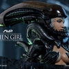 Hot Angel Series - AVP 1/6th scale Alien Girl Collectible Figure