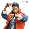 Hot Toys Back To The Future 1/6 Scale Marty McFly Figure In-Hand Images