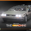 MMS260 - Back to the Future: 1/6th scale DeLorean Time Machine Collectible Vehicle