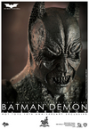 Hot Toys 10th Anniversary Exclusive - MMS140 - Batman Begins: 1/6th scale Batman Demon & Scarecrow