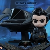 Dawn Of Justice Batman and Batwing Cosbaby Set