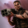 Hot Toys - MMS276 - Commando: 1/6th scale John Matrix (Arnold Schwarzenegger) Collectible Figure