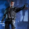 Terminator 2 1/6 Scale DX13 - T-800 Battle Damaged Version Figure Final Product Photos